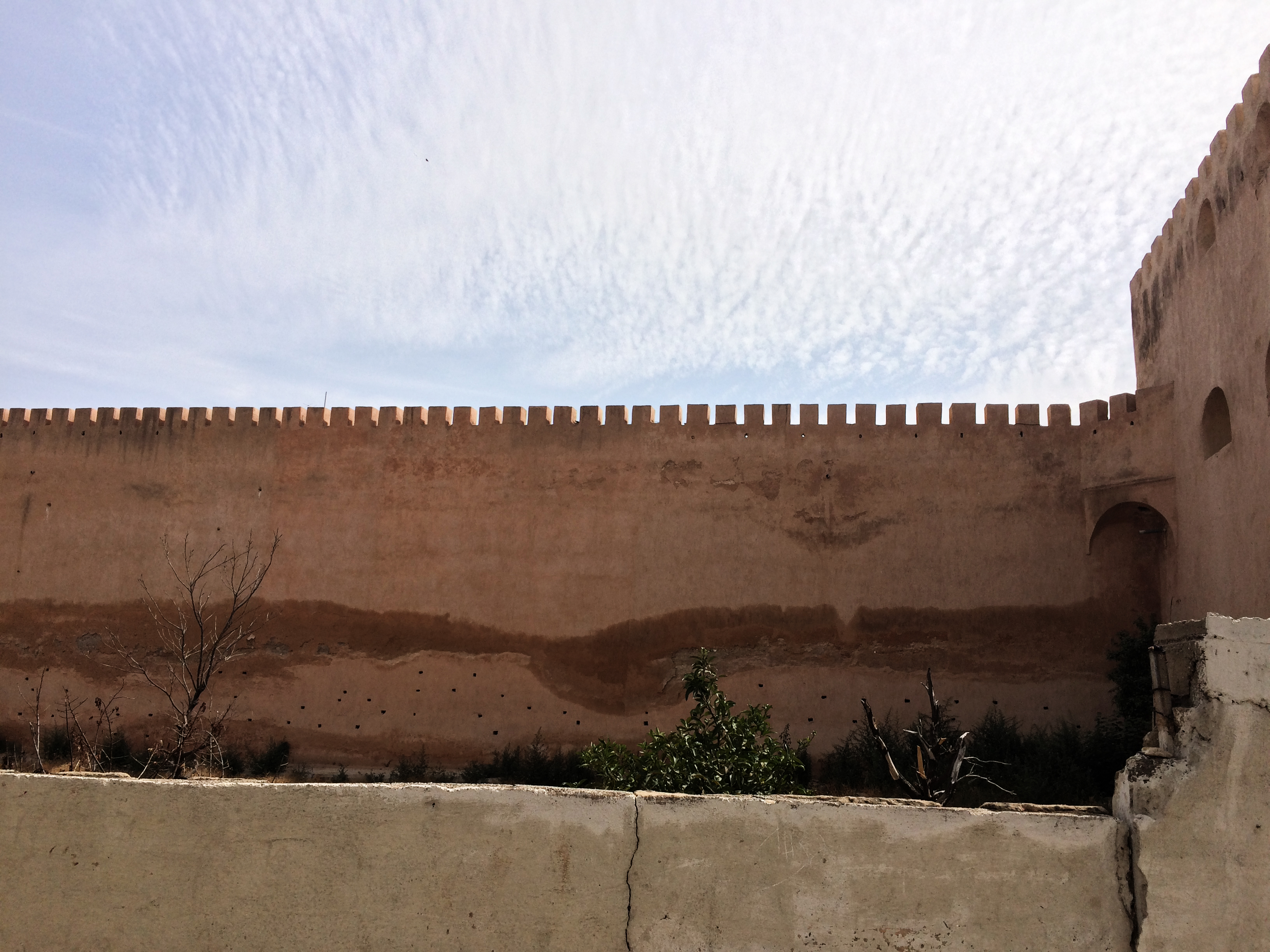 meknes muralla